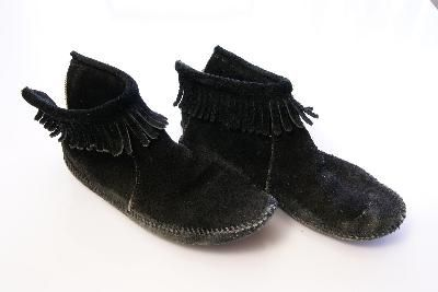 How to Clean Suede Moccasins