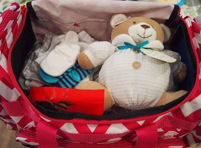 Getting Organised for Hospital: Mum2Be Hospital Bag Review