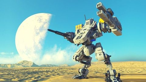 Crea videojuegos profesionales AAA desde cero con Unreal Engine 4 y sin necesidad de programar gracias a los blueprints