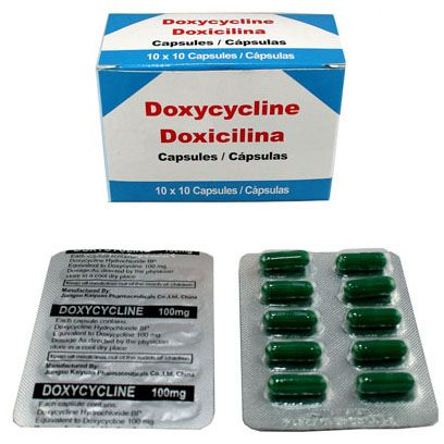 How to get doxycycline online