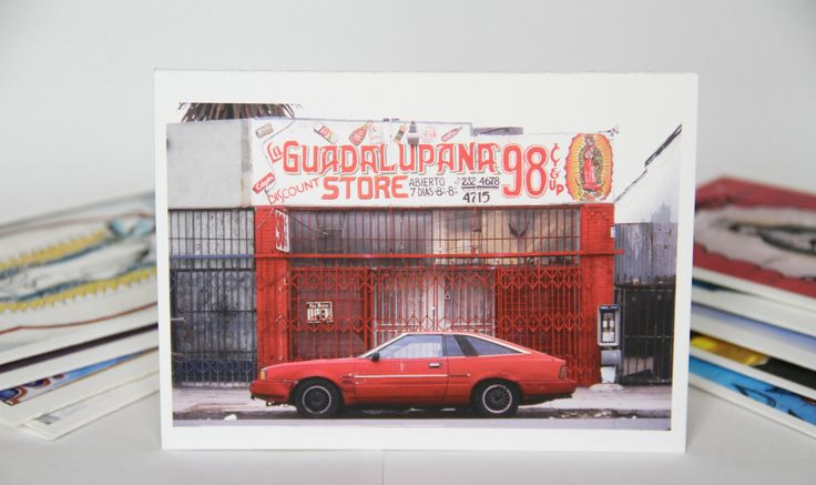 Virgen of Guadalupe Street Art Photo Greeting Cards, La Virgen de Guadalupe, Los Angeles Photography by stripeycity on Etsy