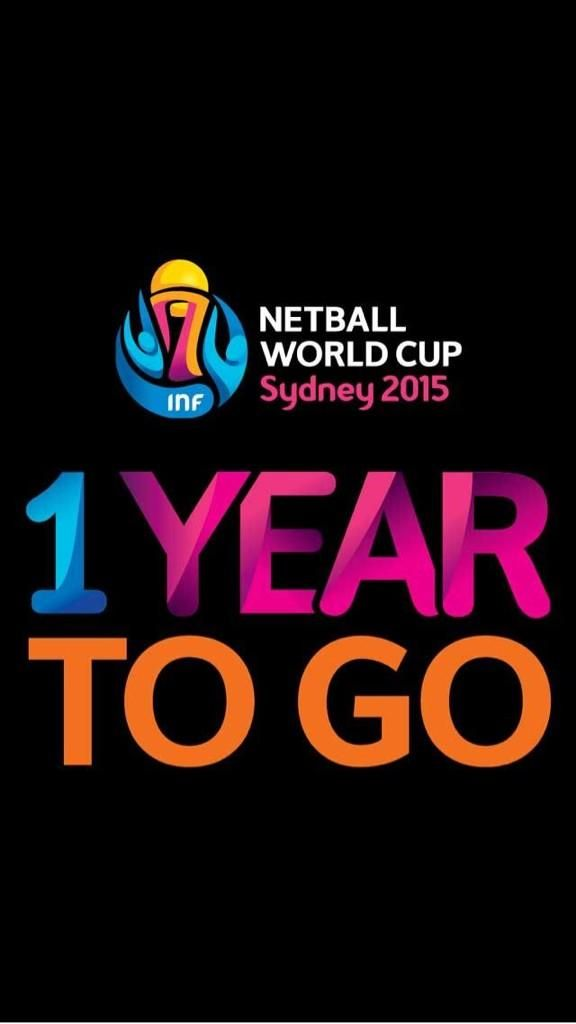 Embedded image permalink365 days and counting! The next big challenge for @England_Netball #Sydney2015 pic.twitter.com/pDrTqF2iRM