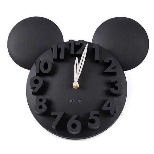 Mickey Mouse Wall Clock - I NEED THIS!!!