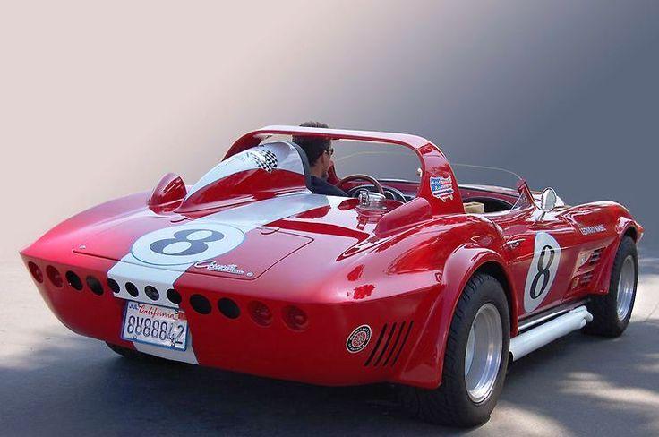 63 Chevrolet Gran Sport Corvette