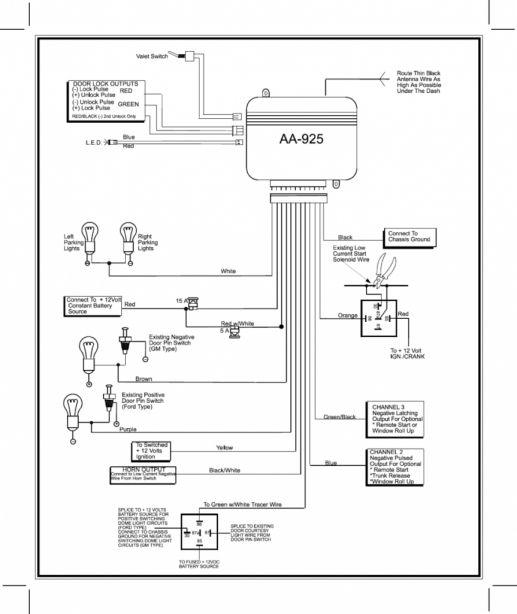 Sanji Car Alarm Wiring Diagram from i.pinimg.com
