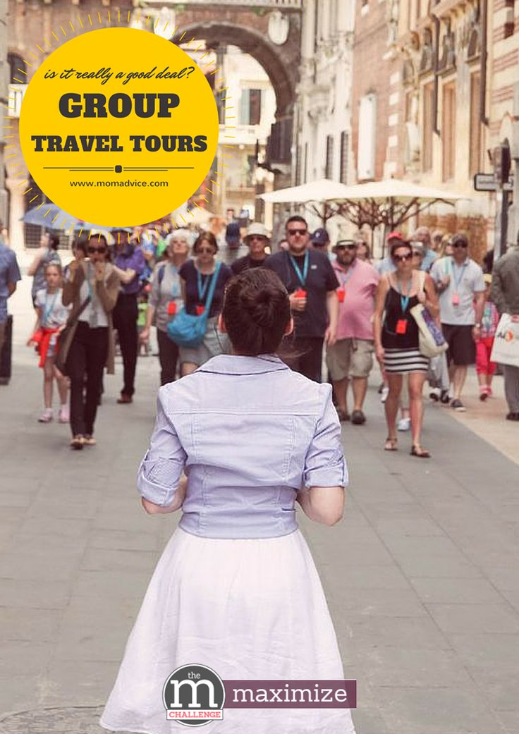 Group Travel Tours: Are They REALLY a Good Deal?  from MomAdvice.com. Tips for traveling to Italy on a budget.