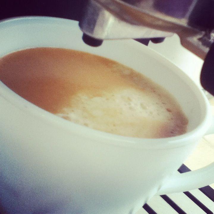 The best organic coffe in the Villa