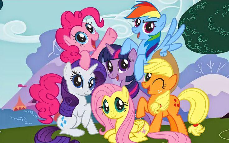 [:pl]Kucyki Pony, kolorowanki z bajek, kolorowanki dla dzieci. Krzyżówki, wykreślanki, gry online. [:]