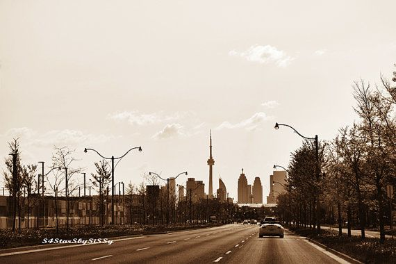 Toronto Photography City Photography Urban print by S4StarSbySiSSy
