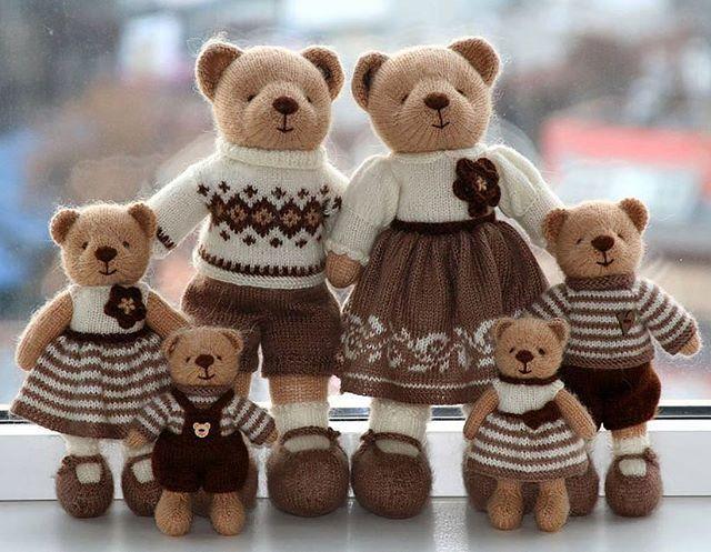 #VasilisaRomanovaToys, #knittedtoys | Use Instagram online! Websta is the Best Instagram Web Viewer!