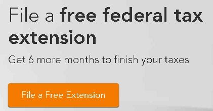 File online an IRS Tax Extension