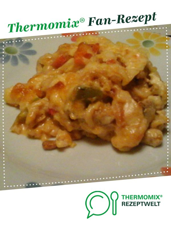 Delicious gyros casserole with noodles   – Thermomix