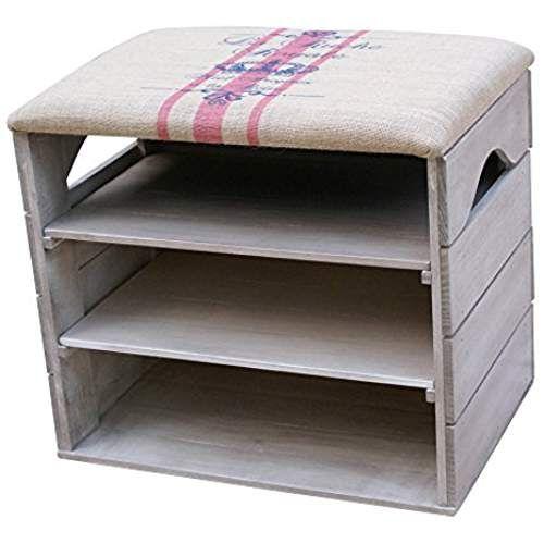 M s de 25 ideas incre bles sobre bancos de almacenamiento for Banco zapatero madera