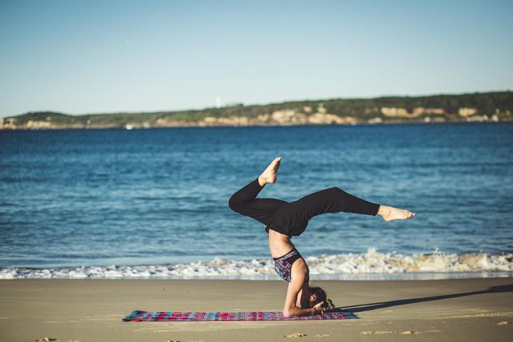 It's time to start getting fit and limber! Join me #AmandaMarieYoga