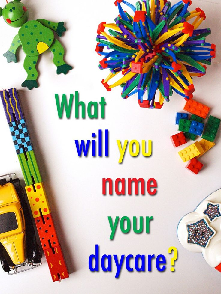 If taking care of children is your calling, then you may be considering opening your own daycare. But before you dive right into the business, you need to think about daycare names!