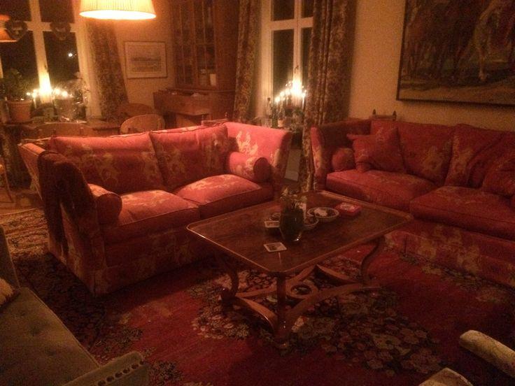 I love my sofas