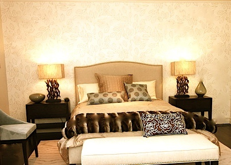 www.leovandesign.com #bedroom #staging