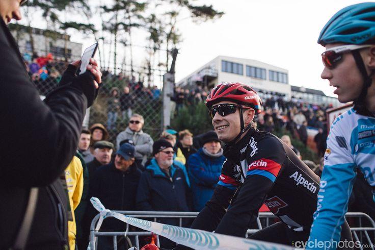 Lars van der Haar is back after a hamstring injuries, UCI Cyclocross World Cup #7 - Heusden-Zolder by Balint Hamvas, cyclephotos.co.uk