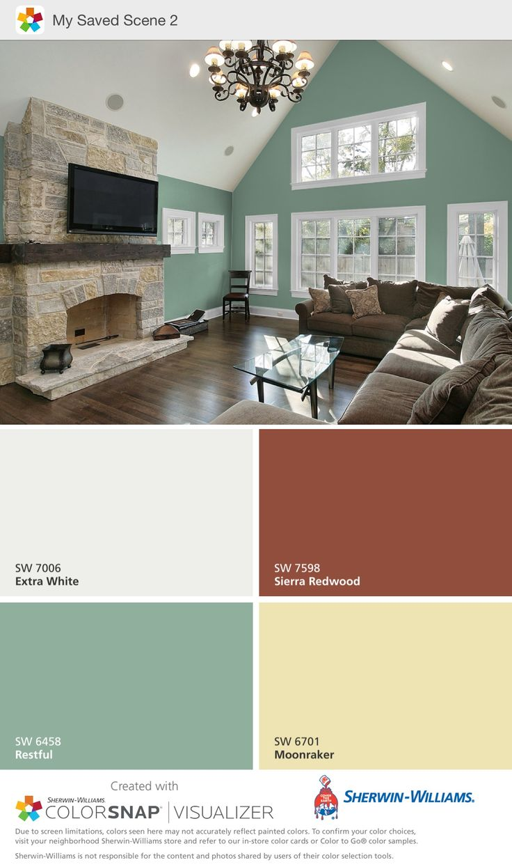 Interior design ideas as well color tools on paint color interior - Oh I Can T Help Playing Around In The Sherwin Williams Colorsnap App I Wish Painting Was This Easy Well At Least You Can Get Some Idea Of What Your Room