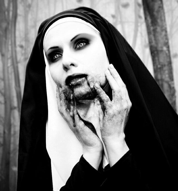 235 Best NUNS FROM HELL Images On Pinterest