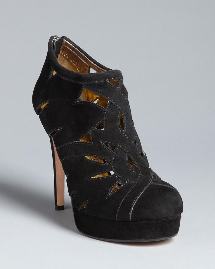 Dkny Platform Tennis Shoes
