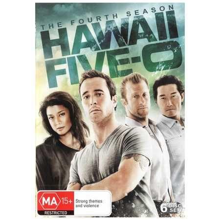 Hawaii Five-O: Season 4
