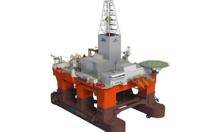 Awilco set to order new semi-submersible drilling rig from Keppel