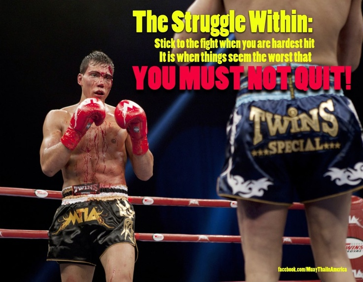 130 Best Images About Muay Thai Training Motivation On