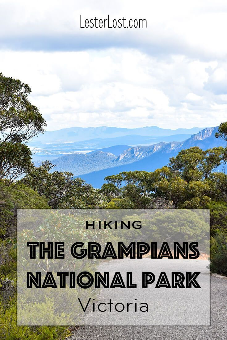 Travel Australia | Travel Victoria | Melbourne Day Trips | Hiking in Australia | Road Trip | Adventure Travel | Grampians National Park