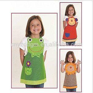 Oltre 1000 idee su grembiule da bambini su pinterest - Grembiuli da cucina particolari ...