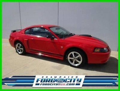eBay: 2003 Ford Mustang Mach 1 2003 Ford Mustang Mach 1, low miles, unmolested! RARE 1 OF 956 #fordmustang #ford