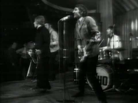 #TheWho giving a classic performance of 'My Generation' live on German TV's Beat-Club.