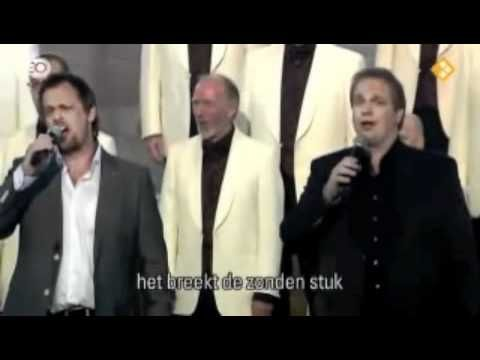 """""""Liefde""""  gezongen door Lucas en Jaap Kramer"""