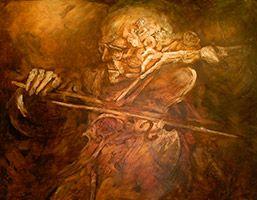 Jean Pierre Blanchard - galerie peinture saintes