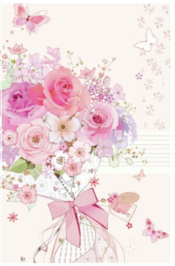 Bouquet ~ Lynn Horrabin