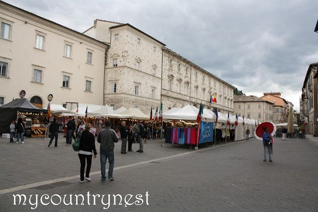 My country nest: Mercatino regionale francese.. ad Ascoli Piceno