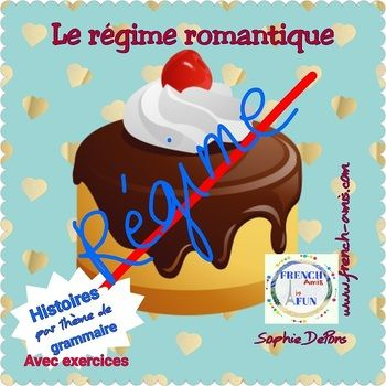 """This story (with questions) in french uses many sentences with subjonctif présent. For AP students: it can be a good complement to the unit """"Les défis mondiaux - la santé ou l'alimentation"""" as it uses a lot of vocabulary related to diet, food... - About 650 words of story - 13 questions (grammar, vocabulary and comprehension) #fle #french #APfrench #frenchreading"""