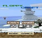 Floppy Craft is said to be an incredible game which has been inspired by Flappy Bird. More interestingly this exciting game is a flawless combination of Minecraft and Flappy Bird.