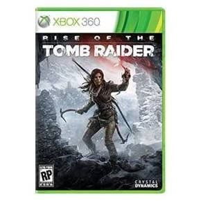 Rise of the Tomb Raider [Xbox 360 Game]