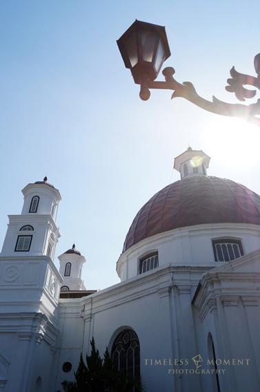Blenduk Church - Semarang, Central Java, Indonesia
