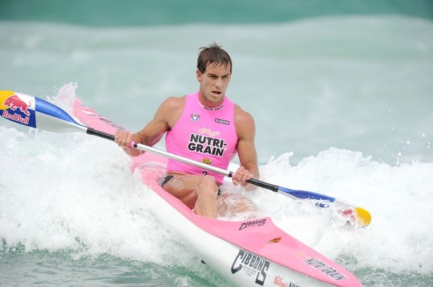 well done to @nbcfaus ambassador #Mattpoole for winning the world paddleboard championships in #Hawaii. GO MATT!