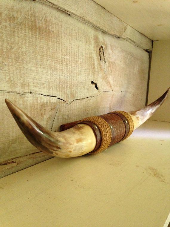 Long Horn Mountbull hornWesternprimitiveman by whimzeesnest