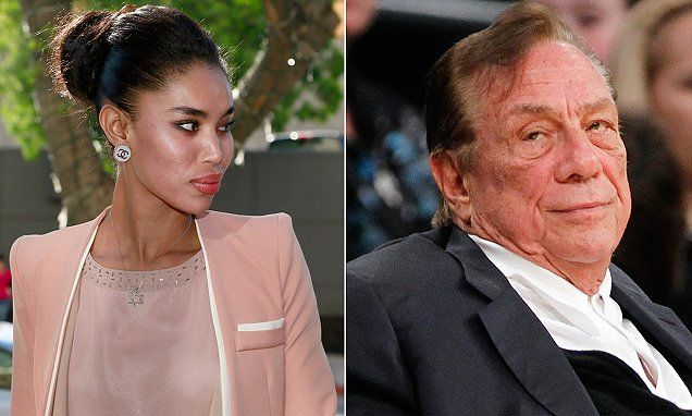 V Stiviano claims her relationship with Donald Sterling wasn't sexual