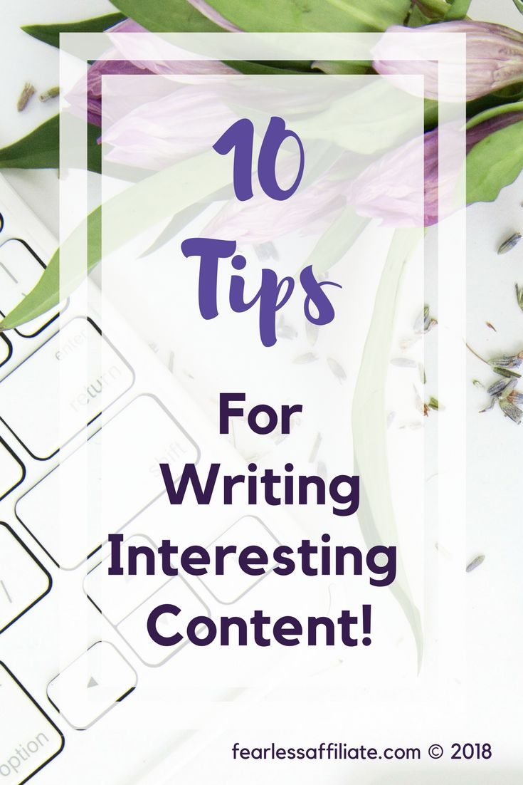 Need some inspiration? Or perhaps general guidelines for writing blog posts? #writing