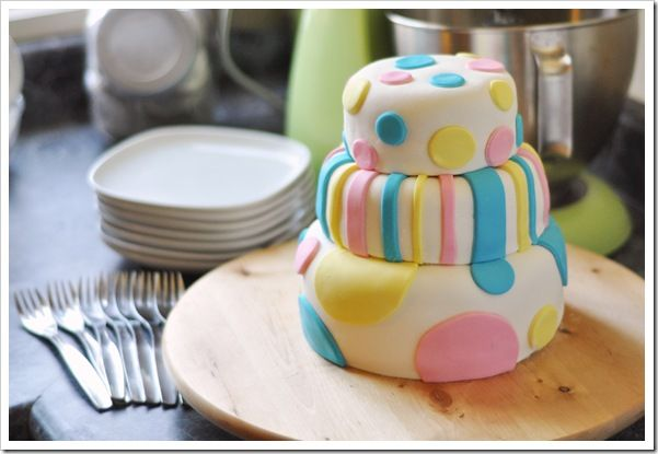 Decorate Cake With Marshmallow Fondant : 17 Best images about Birthday party ideas on Pinterest ...