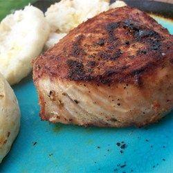 Blackened Tuna Allrecipes.com