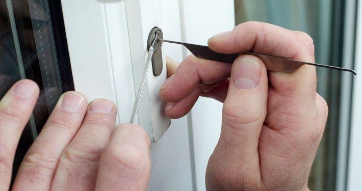 Locks services for UPVC doors