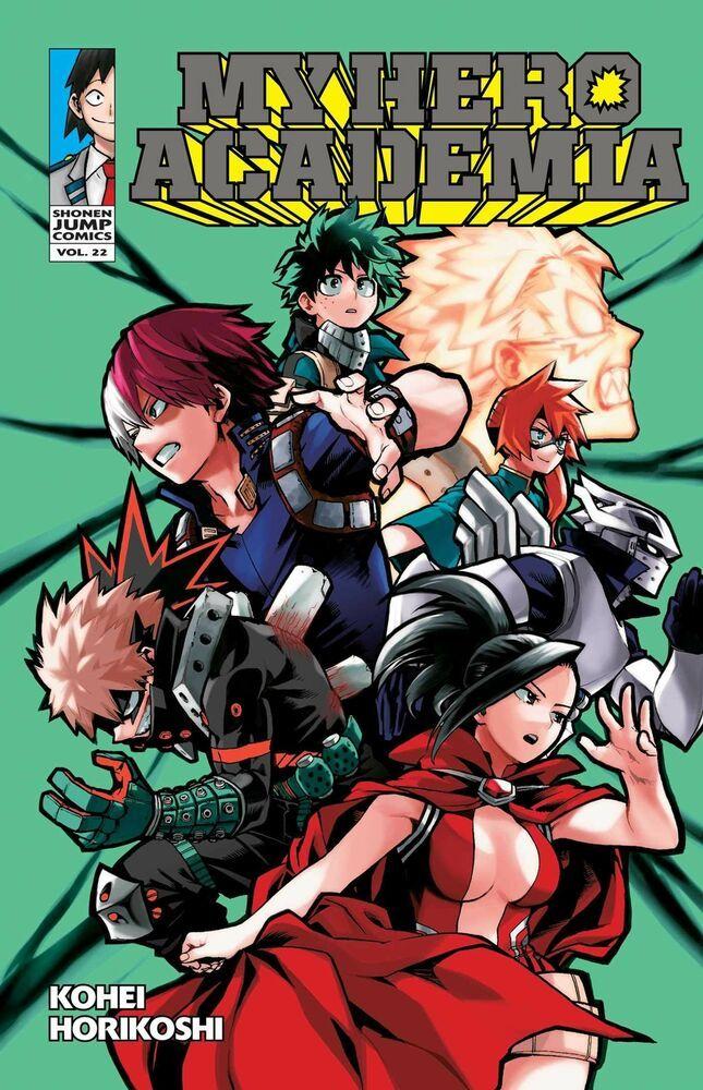 My Hero Academia Tome 3 : academia, Paperback, Academia,, Kohei, Horikoshi, Dec-3-2019, Academia, Manga,, Hero,, Manga, Covers