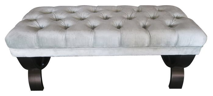 Brittany Tufted Bench