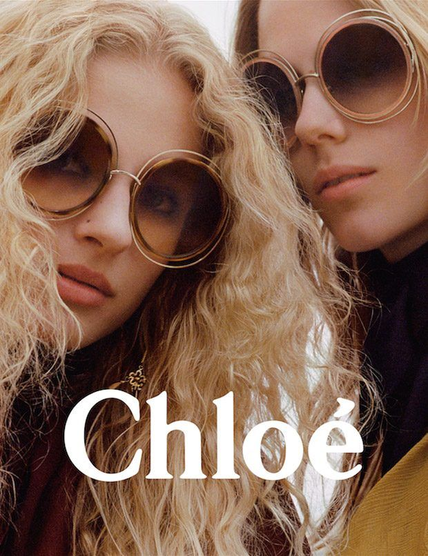 Chloe's Surreal Fall Winter 2016.17 Campaign by Theo Wenner